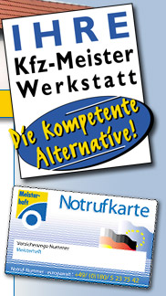Ihre Kfz-Meisterwerkstatt - Die kompetente Alternative!